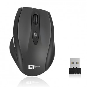 Splaks 2.4Ghz Wireless Mobile Optical Mouse