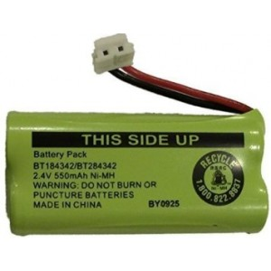 JustGreatDealz Replacement Battery BT184342 / BT284342 for many ATandT CL8, EL5, SL8, TL9 Series Cordless Telepho