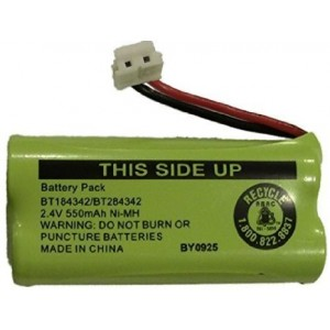 JustGreatDealz Replacement Battery BT184342 / BT284342 for many GE / RCA Cordless Telephones (see description)