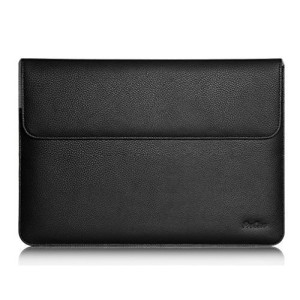"Microsoft Surface Book Macbook Pro 13 Case Sleeve, ProCase Sleeve Cover for 13 Inch Macbook Pro 2016 / Pro Retina / Macbook Air 13.3"" / Surface Book Tablet Laptop -Black"