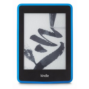 NuPro Protective Comfort Grip for Kindle Paperwhite - Dark Blue
