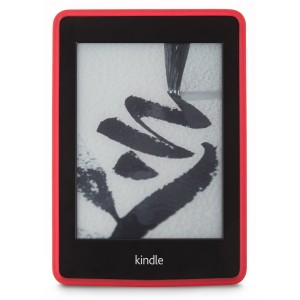 NuPro Protective Comfort Grip for Kindle Paperwhite - Pink