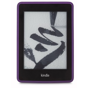NuPro Protective Comfort Grip for Kindle Paperwhite - Purple