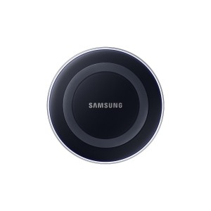Samsung EP-PG920IBUGUS Wireless Qi Charging Pad with 2A Wall Charger - Black Sapphire (Certified Refurbished)