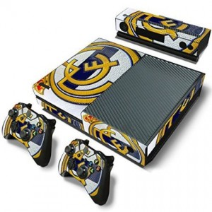 MKTRADE 2015/2016 Soccer Teams Decal Skins for Microsoft Xbox One Console Controller Kinect