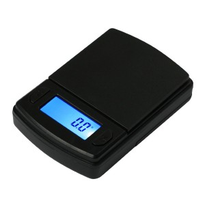 American Weigh Scale Fast Weigh MS-600 Digital Pocket Scale, Black, 600 X 0.1 G