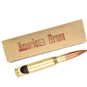 American Brass 50 Caliber BMG Real Bullet Bottle Opener
