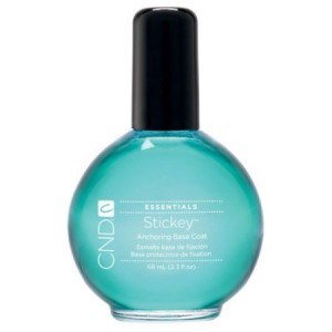 CND Cosmetics CND: Treatments/Prep Stickey Base Coat, 2.3 oz