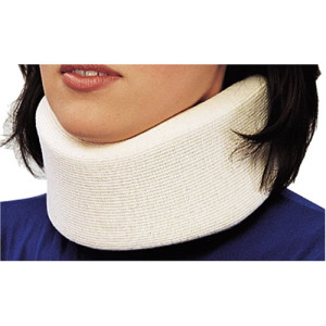 OTC Soft Foam Cervical Collar, Narrow Depth - 2.5 in., Medium