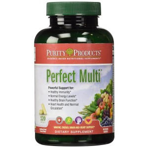 Purity Products - Perfect Multi - Multivitamin - 120 Capsules