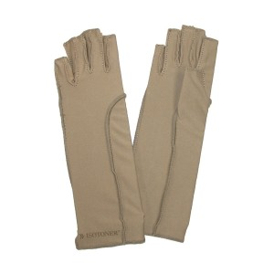 Small Totes Isotoner Therapeutic Open-Finger Gloves
