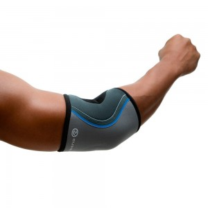 Rehband 7720 Rx Elbow Support - Large Gray