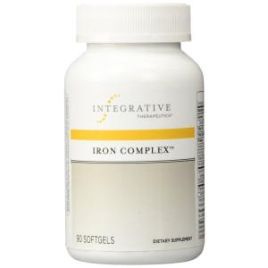 Integrative Therapeutics Iron Complex, 90 Softgels