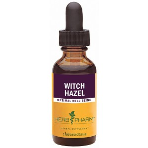 Herb Pharm Witch Hazel Extract - 1 Ounce
