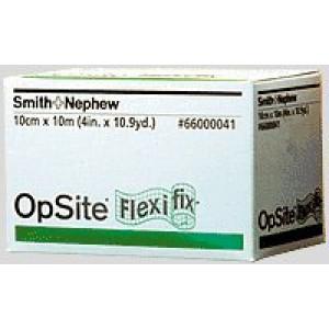Smith & Nephew Smith and Nephew 5466000041 Opsite Flexifix 4 Inch x 11 Yards Transparent Film Dressing