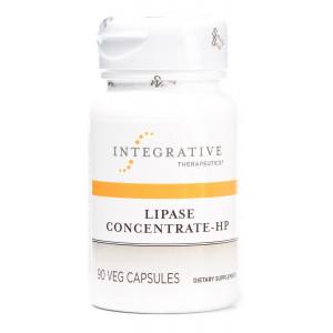 Integrative Therapeutics Lipase Concentrate-HP, 90-Veg Caps