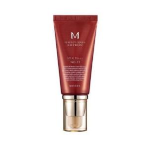 Missha M Perfect Cover No.27 SPF 42/PA+++ BB Cream, Honey Beige, 1.7 Ounce