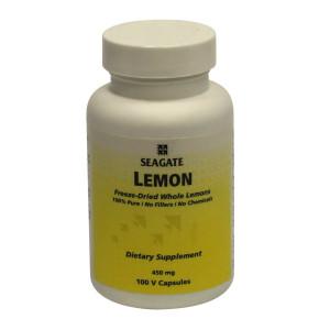 Seagate Products Whole Lemon Supplement 100 V Caps