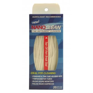 Hearing Aid Supply Shop NanoClean Hearing Aid Cleaners
