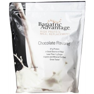 Bariatric Advantage - High Protein Meal Replacement Bags (35 servings)-Chocolate