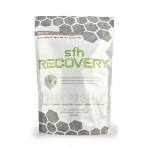 SFH Stronger Faster Healthier Grass Fed Protein Recovery Powder (Chocolate)