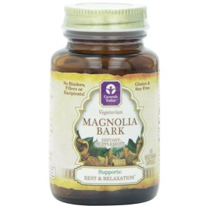 Genesis Nutrition Genesis Today Magnolia Bark Supplement, 60 Count