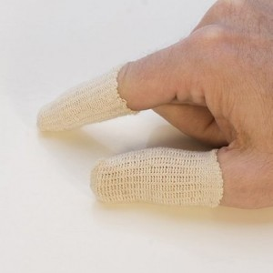 EuroTool Cotton Finger Guards (Pkg of 20)