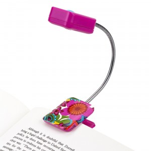WITHit LED Book Light by French Bull-Raj LED Book Reading Light