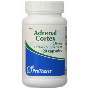Prothera ADRENAL CORTEX 250 MG - 120 CAPSULES