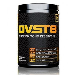 DVST8-BDR Black Diamond Reserve Pre-Workout Inspired Nutraceuticals 40 Servings (Pineapple Express)