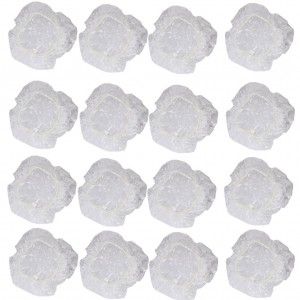 VORCOOL 100Pcs Disposable Clear Shower Water Ear Protector Cover