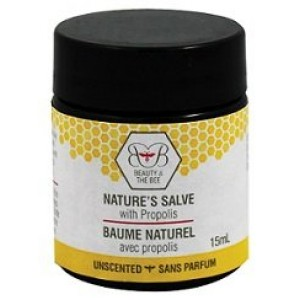 Beauty and the Bee Nature's Salve Propolis Skin Healing Ointment