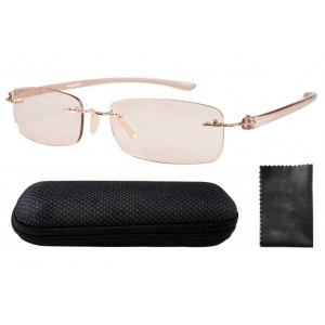 Eyekepper Uv Protection,anti Glare,anti Blue Rays,scratch Resistant Lens Computer Glasses, Without Magnifica