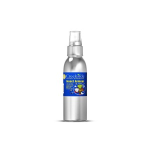 Creekside Natural Therapeutics INSECT ARMOUR---5 oz. All Natural Children's Insect Repellent; Helps guard against diseases transm