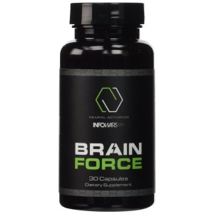 IFL Brain Force Dietary Supplement That Will Flip the Switch and Supercharge Your State of Mind in 30