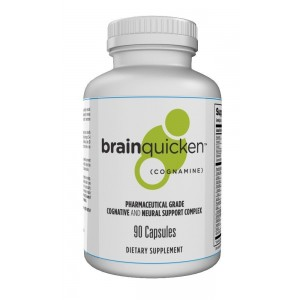 Spring of Life - BrainQuicken - Fast Acting Focus, Productivity and Memory Supplement - Nootropic Brain Booster to Maximize Cognitive Performance - Lab-Tested With No Dangerous Stimulants