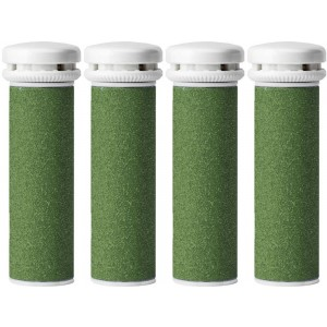 JTrim For Emjoi Micro-Pedi Refill Rollers Replacement (Xtreme Coarse) - Pack of 4 JPT-CRRC