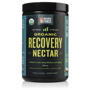 Natural Force ORGANIC RECOVERY NECTAR Post-Workout Drink, 9.14oz