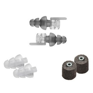 Etymotic Research ER20XS Universal Fit High-Fidelity Earplugs, Clamshell Packaging