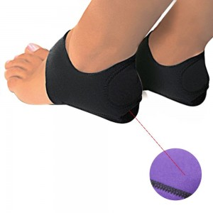 genkent Plantar Fasciitis Therapy Wrap Arch Support Relieve Heel Pain Sock