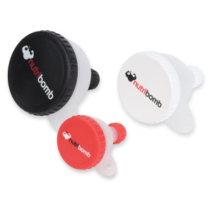 Nutribomb Fill N Go Funnel Variety Pack - Supplement Funnel - Pre-workout Funnel