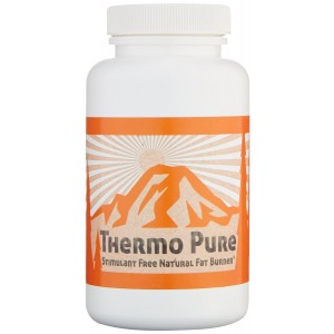 PacificNorthwest Naturals Thermo Pure Stimulant Free - The Natural Fat Burner and Appetite Suppressant, Caffeine Free All-In