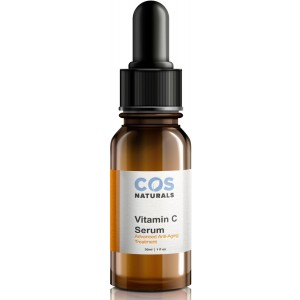 COSNATURALS SKIN CARE BEST VITAMIN C SERUM 20% DERMATOLOGIST RECOMMENDED Clinical Strength Vitamin C B E Ferulic and Hya