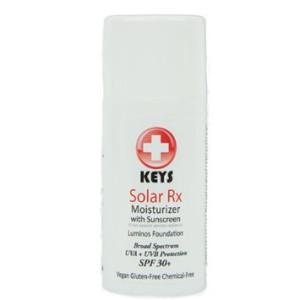 Keys Solar Rx Broad Spectrum SPF 30 Sunblock 3.4oz lotion by Keys Care