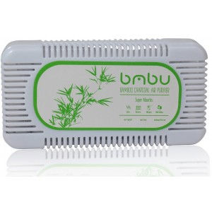 bmbu Refrigerator Deodorizer and Air Freshener Made with Carbon Activated Bamboo Charcoal - Fragrance F