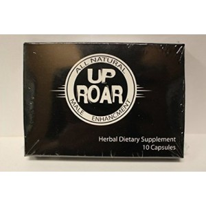 UPROAR, Natural Male Enhancement Pills UPROAR, Natural Male Enhancement, Worlds BEST Male Enhancement, MONEY BACK GUARANTEE (10 Pill Pack)