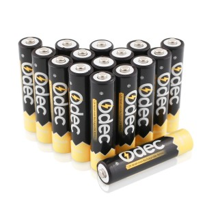 Odec 1000mAh Ni-MH AAA Rechargeable Batteries, Pack of 16 High Performance Batteries