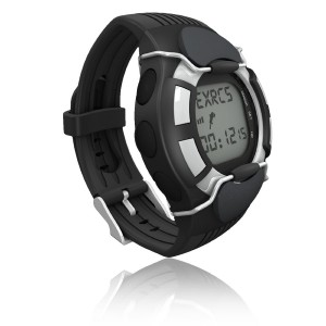 Tushi Finger Touch Heart Rate Monitor Watch + Calorie Counter and Burning Fat Data + Alarm and Stop Watch
