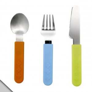 Ikea Smaska 3-piece Flatware Set
