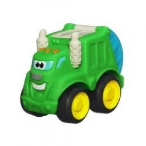 Tonka Chuck and Friends Classic Vehicle - Rowdy The Garbage Truck